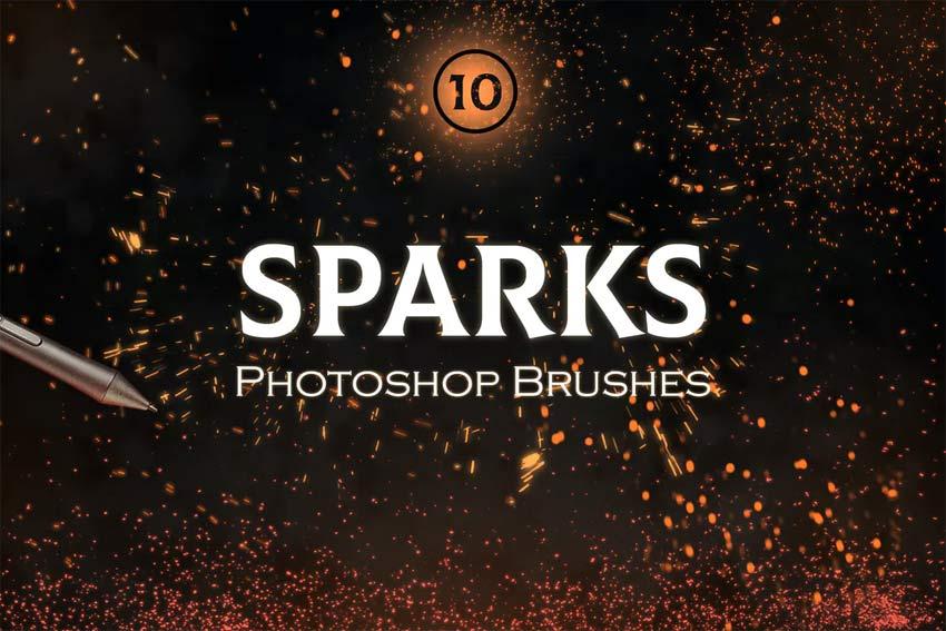 Image of sparkle brush photoshop promo 6