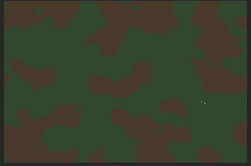 make seamless camo pattern