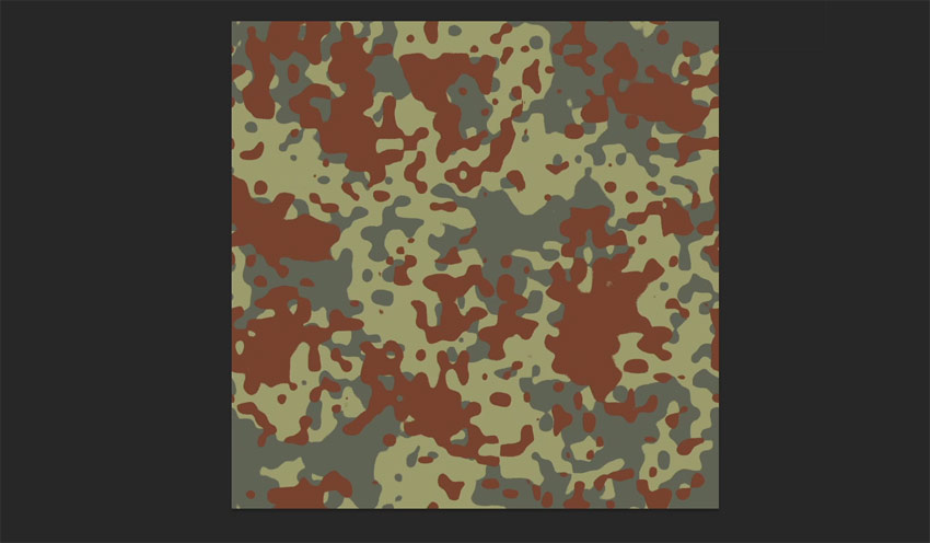 make the pattern tileable