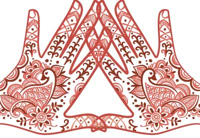 Preview for Create Henna Inspired Elements for a Festival Poster in Adobe Illustrator