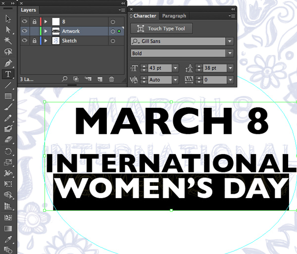 test set the leading 38 pts international womens day adobe illustrator