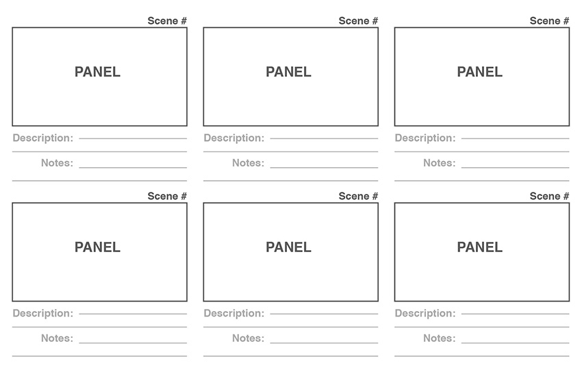 How To Storyboard A Basic Guide For Aspiring Artists