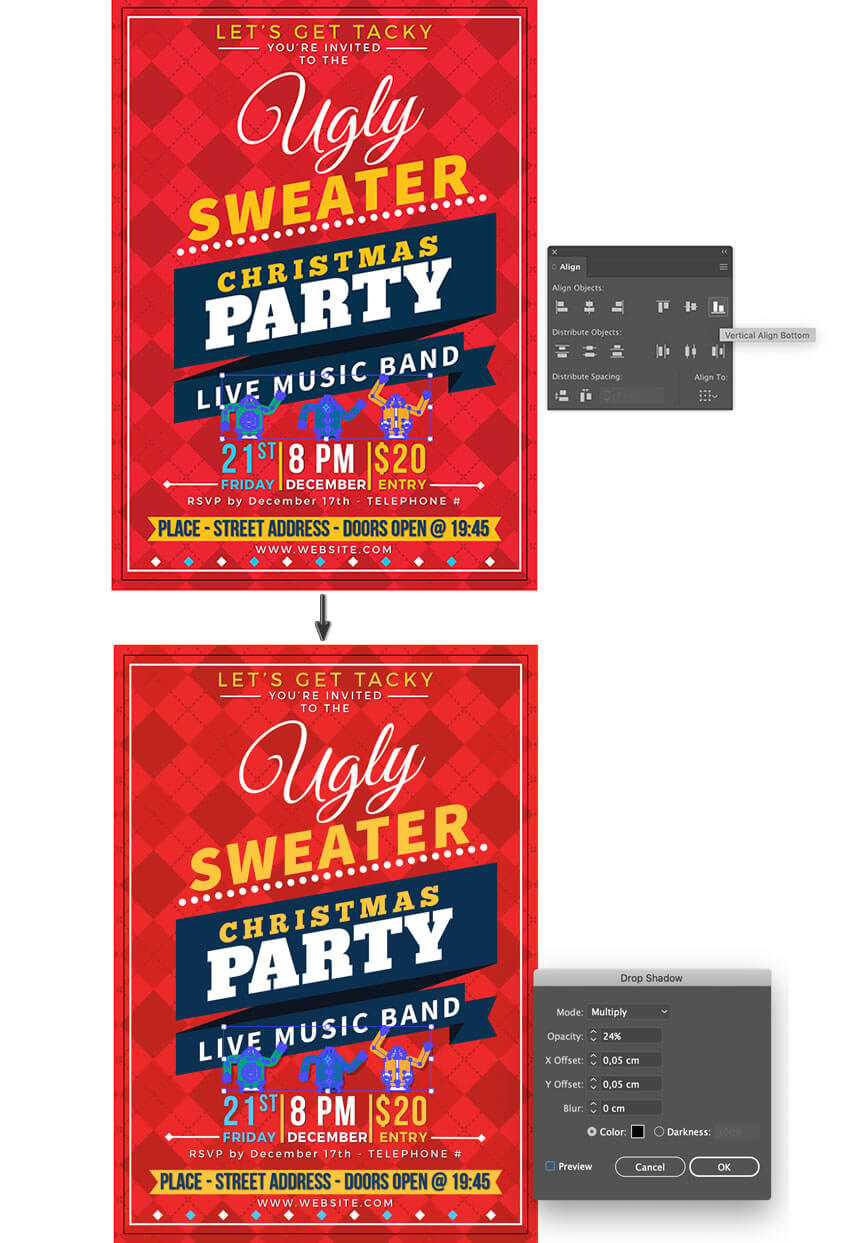33a Tut Nov 2018 Ugly Sweater Xmas Party 00