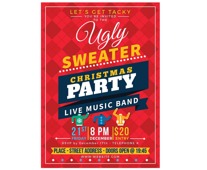 34 Tut Nov 2018 Ugly Sweater Xmas Party 00