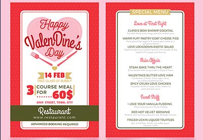 Preview tut val flyer menu by misschatz