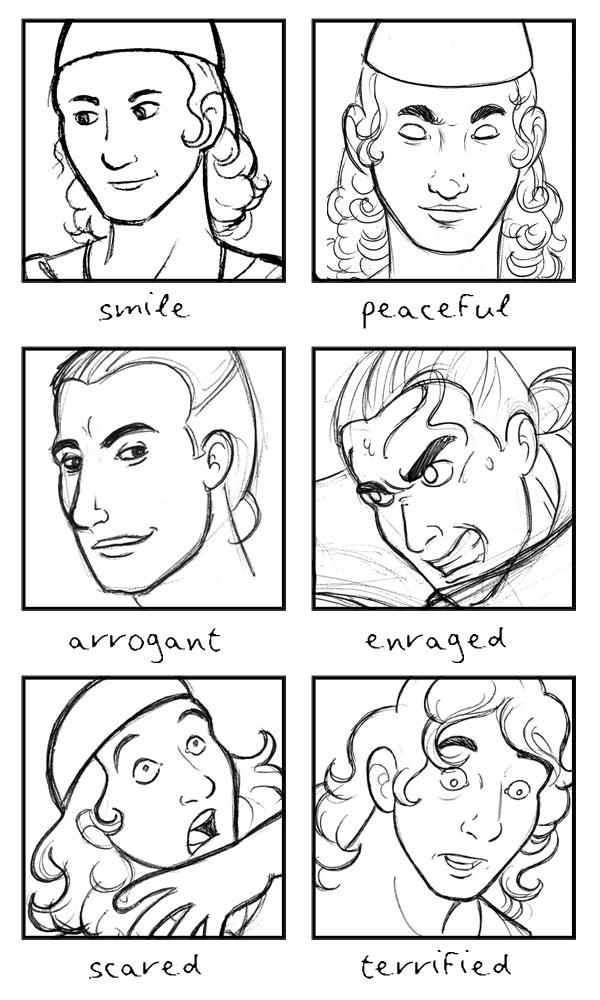 Fundamentals Of Character Design Pdf : Human anatomy fundamentals mastering facial expressions