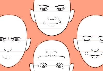 Brilliant Human Anatomy Fundamentals Mastering Facial Expressions Largest Home Design Picture Inspirations Pitcheantrous