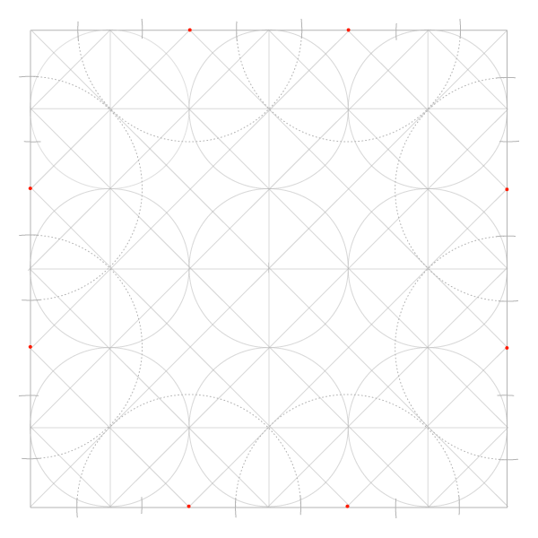 Tiled Static Octagons step 3