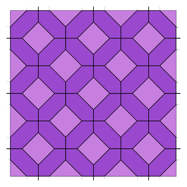 Alternative pattern