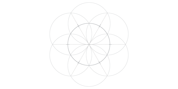 Dividing the circle into 12