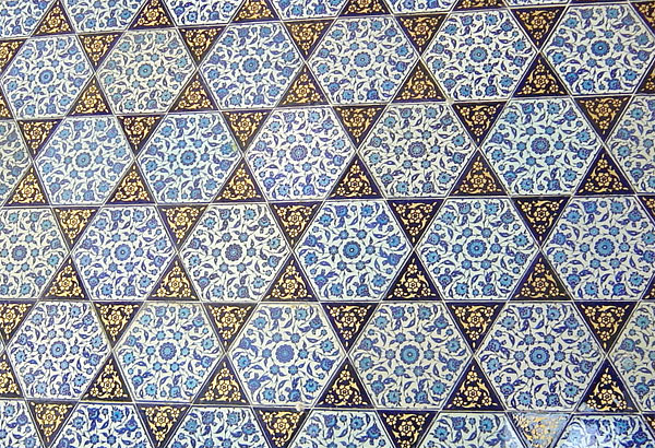 Detail from Topkapi palace