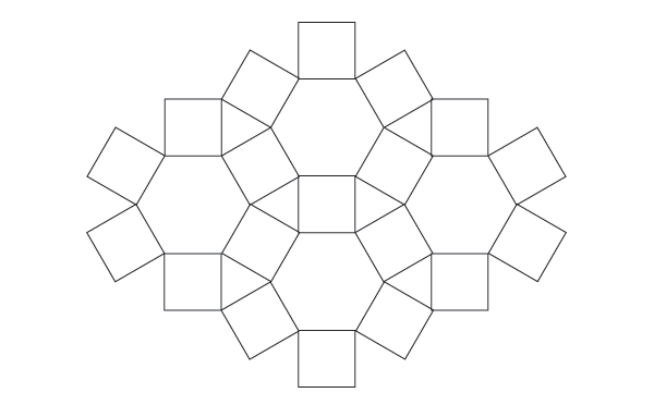 Partial pattern