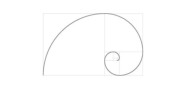Golden spiral step 15