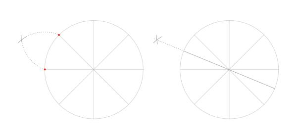 Rosette window step 3