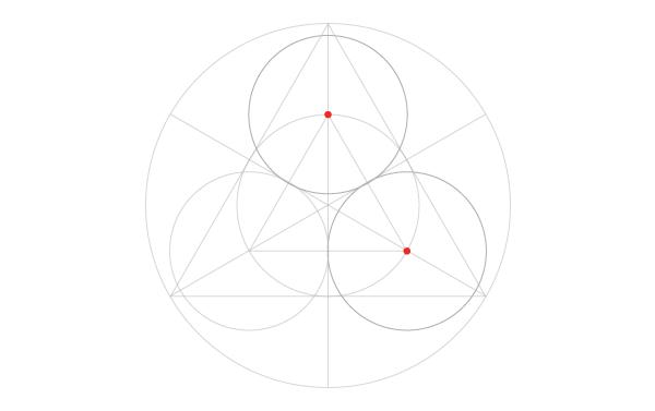 Triskele window step 6