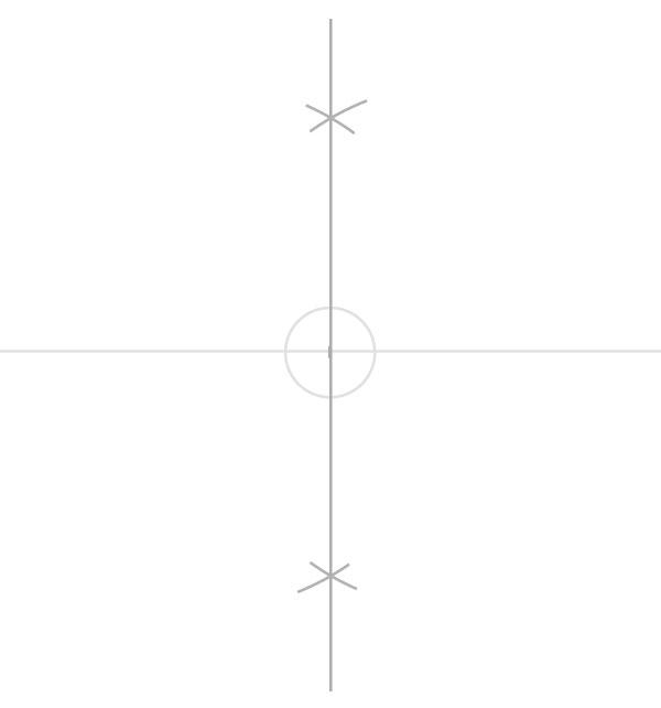 Armenian knot step 2