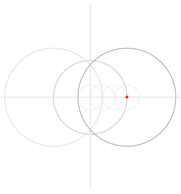 Armenian knot step 8