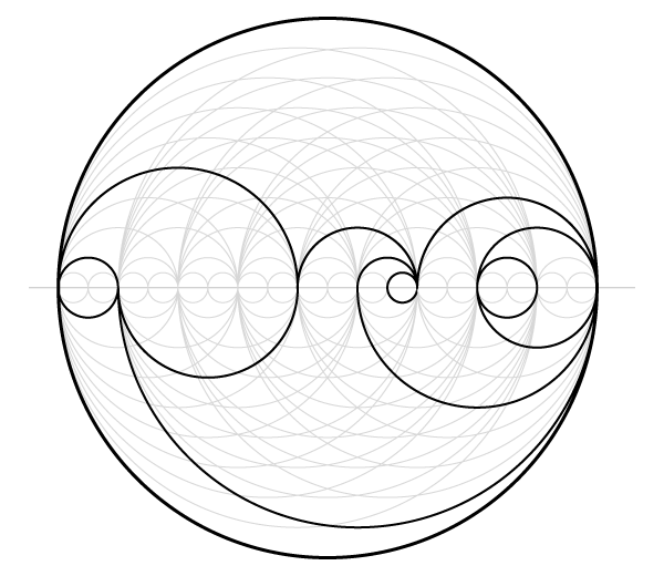 Finished motif 2