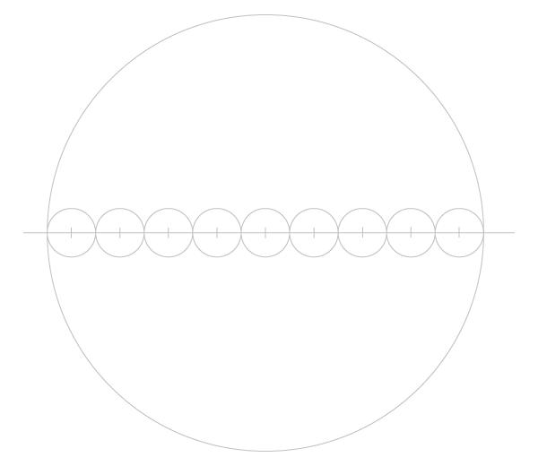 Celtic grid Step 9