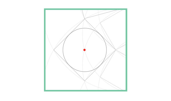 Harmonic pattern step 15