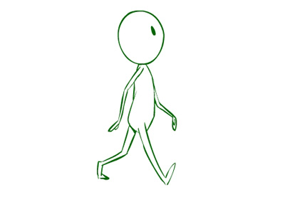 animation for beginners how to animate a character walking