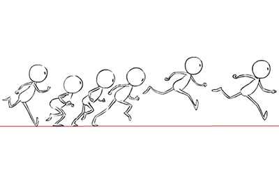animation for beginners how to animate a character running