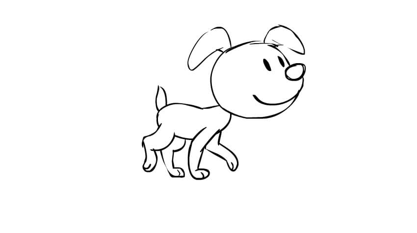 Animation for Beginners: How to Animate a Four-Legged Animal Walking