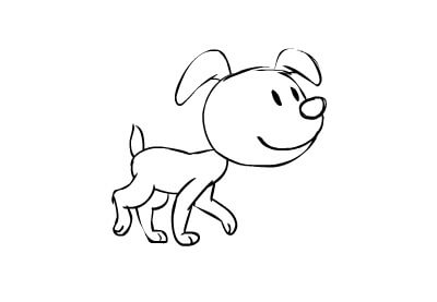 Animation for Beginners: How to Animate a Four-Legged Animal