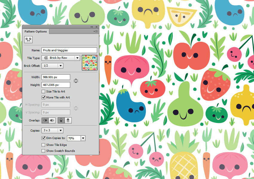 How to Create a Mid-Century Style Pattern in Adobe Illustrator