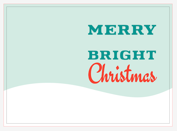 Merry Bright Christmas