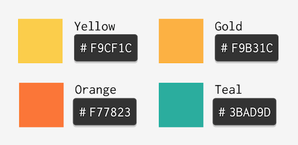 Choose color palette