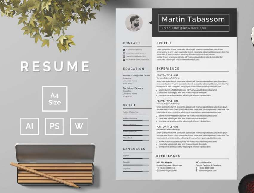 How To Make Your Resume Fit On One Single Page 15 Quick Tips