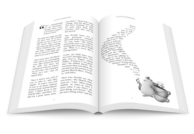 Preview for Create Beautiful Page Layouts and a Striking Cover for a Children's Fiction Book