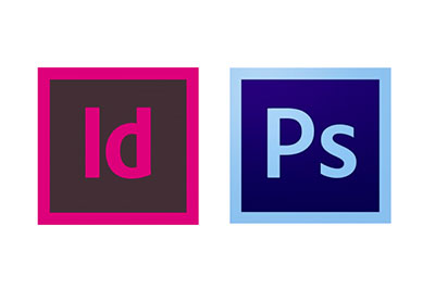 Preview for Photoshop VS InDesign: 