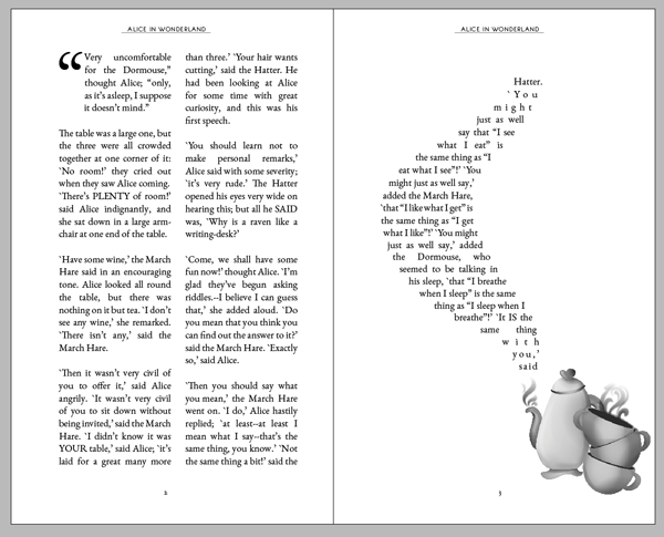 Back to school special 30 simple adobe indesign tutorials this tutorial looks at techniques you can use for layout and design lessons you can apply when putting together your own print book or ebook fandeluxe Images