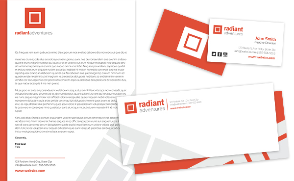 creer un logo indesign