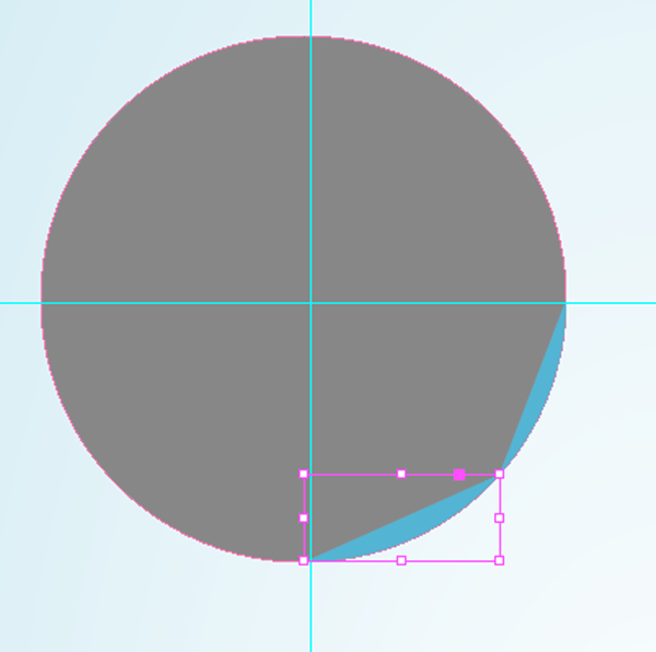 cut section of circle