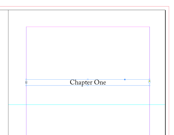chapter one header