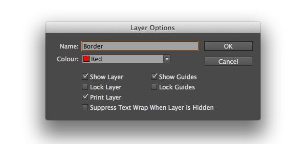 border layer