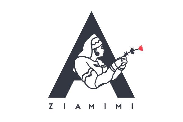 Ziamimi typeface