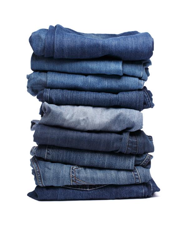 original photo of jeans