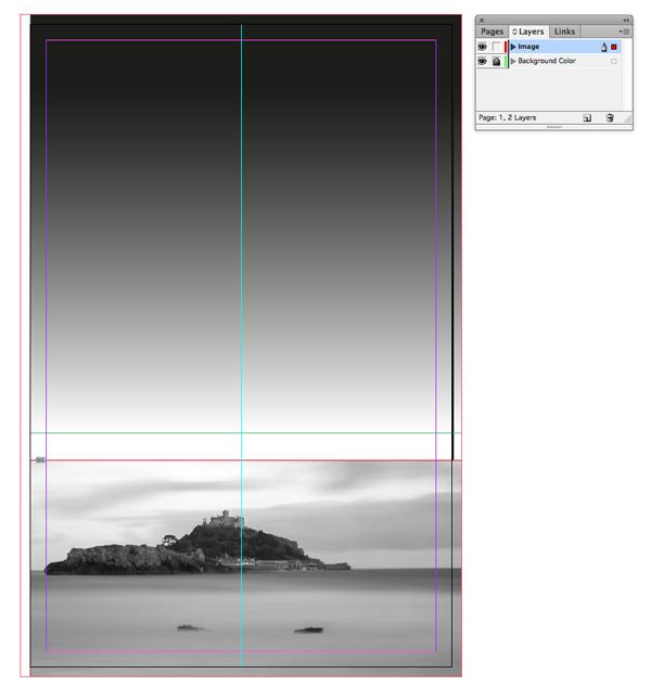 monochrome image