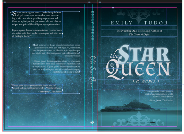 How To Make Book Cover Layout In Indesign : How to create a historical fiction book cover in adobe
