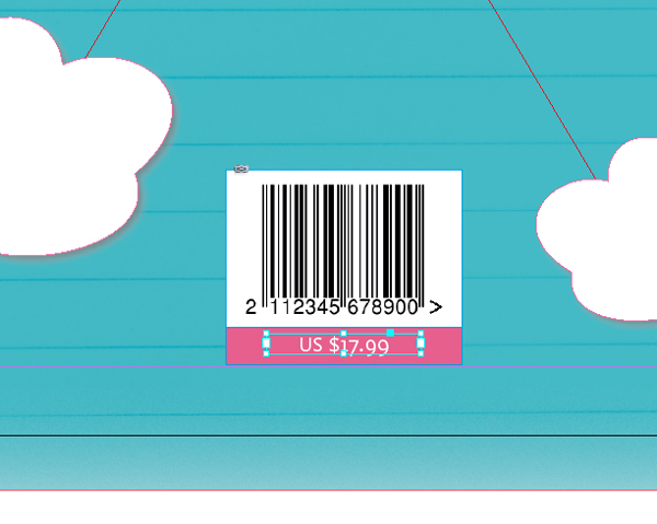barcode and pricing