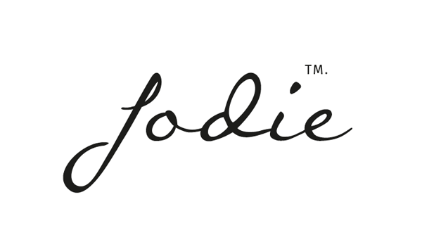 jodie logo with no color