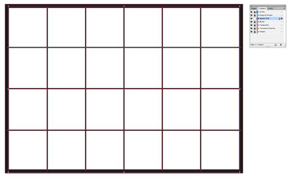 Black grid
