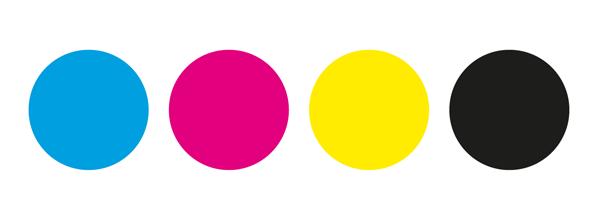 CMYK colors