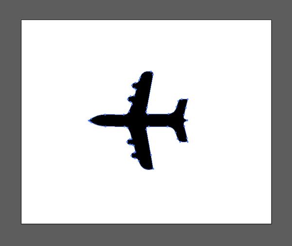 vector of a plane