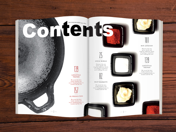 How to Design a Cool Contents Page in Adobe InDesign