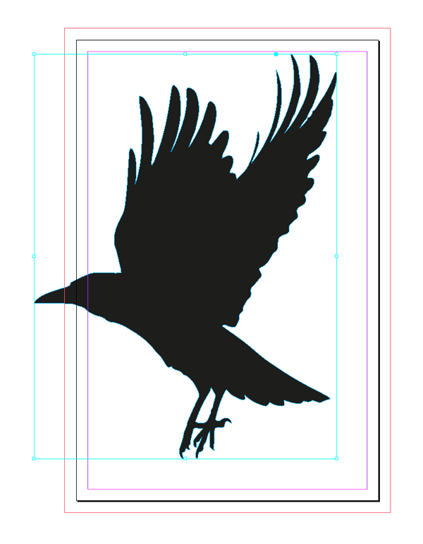 pasted vector